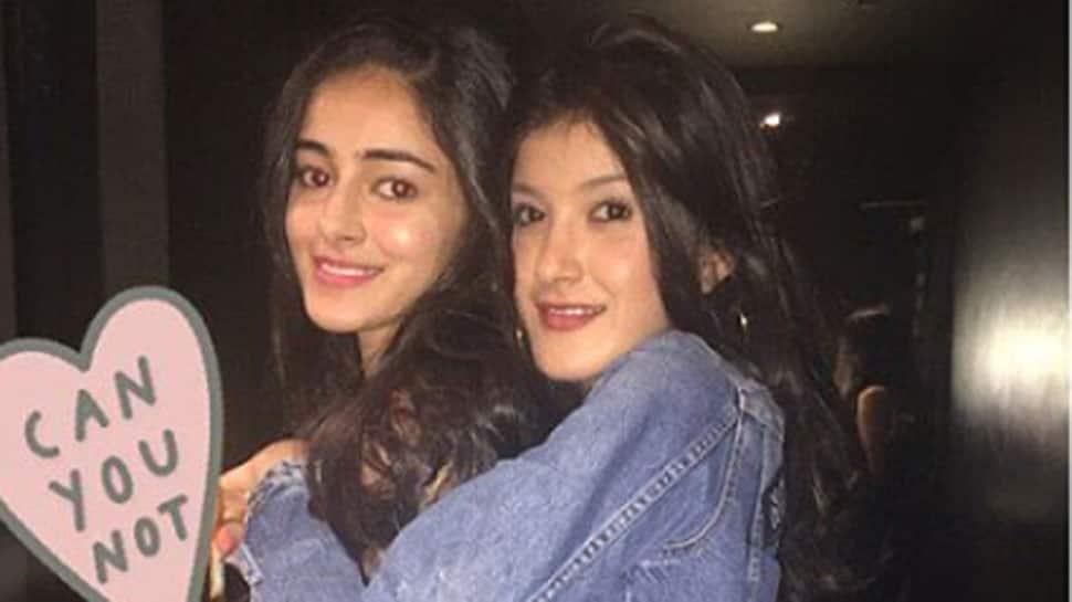 Ananya, Shanaya Kapoor flaunt their 'mehendi' at wedding in this throwback video—Watch