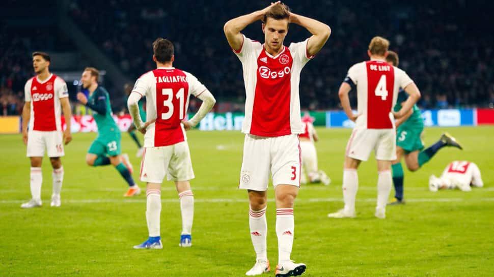 UEFA Champions League: Ajax bemoan letting final slip from their grasp