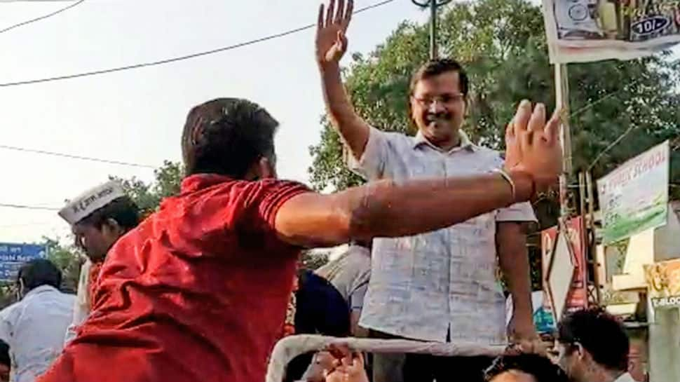 Man who slapped Delhi CM Arvind Kejriwal expresses 'regret'