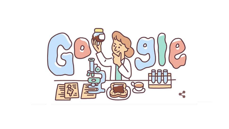 Google Honours Haematologist Lucy Wills With A Doodle