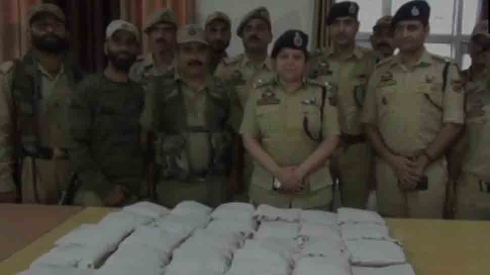 30 kg heroin seized from Hotel Chinar in Jammu and Kashmir's Ramban