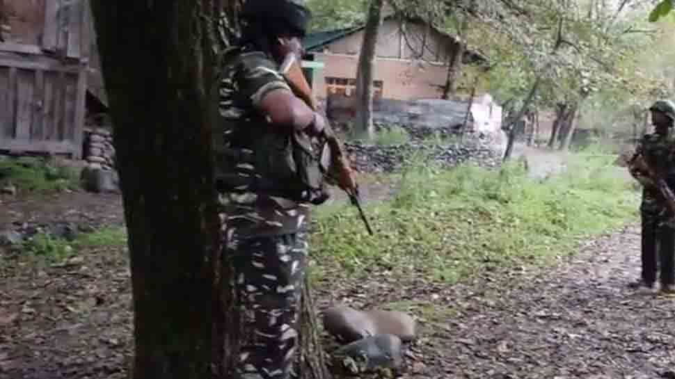 Terrorist killed in encounter in J&K's Shopian, arms and ammunition recovered