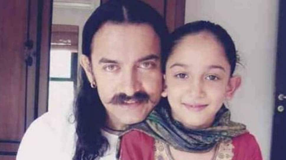 Aamir Khan's birthday wish for daughter Ira is too cute for words-See pic