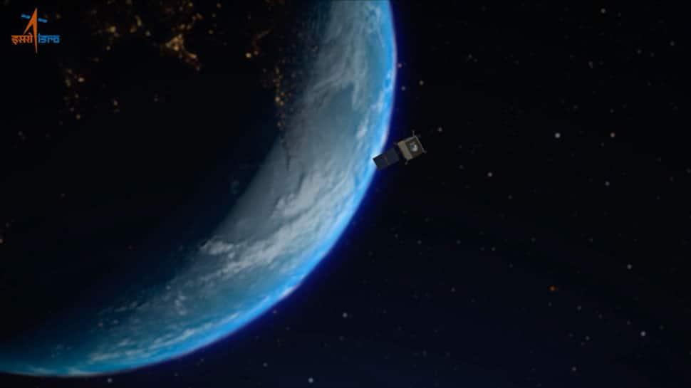 ISRO gives a sneak peek into Chandrayaan-2 as it preps for July launch