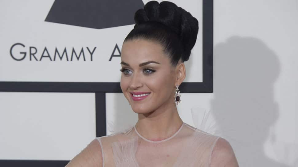 Katy Perry loves 'desi' twist to her Met Gala look