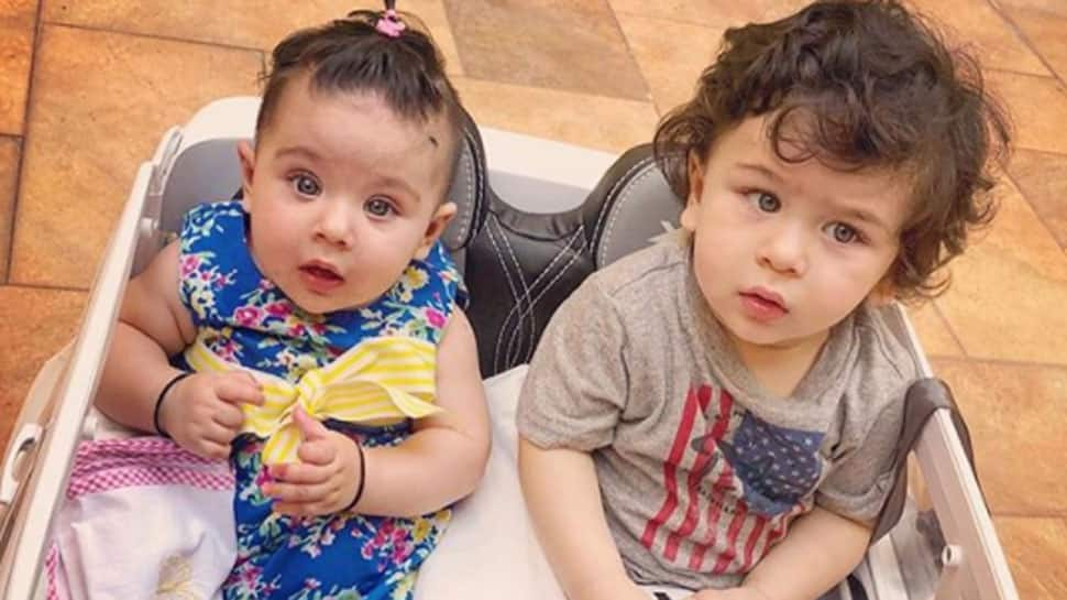 Taimur Ali Khan is caring towards Inaaya Naumi Kemmu, says Soha Ali Khan