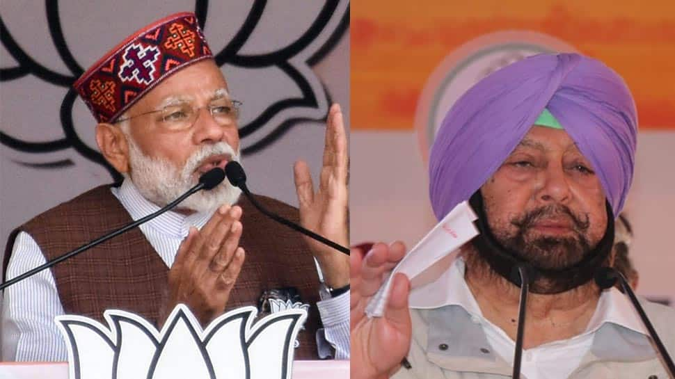 What if someone links you to Godhra: Punjab Chief Minister Amarinder Singh hits back at PM Modi