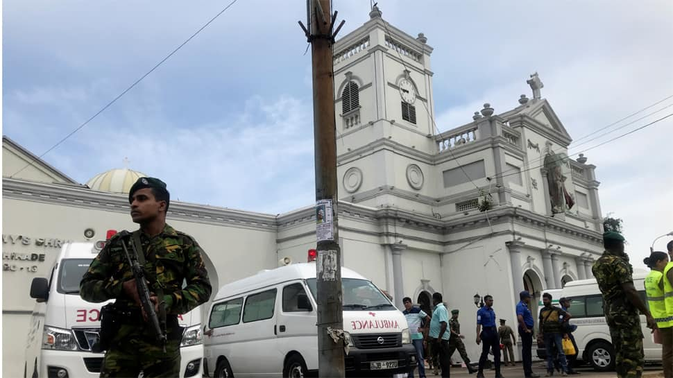 Sri Lankan Catholics Attend First Sunday Mass Since Attacks