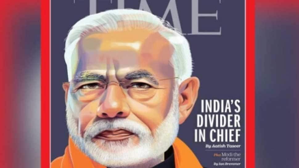 Time magazine article author a Pakistani, trying to malign PM Narendra Modi: BJP