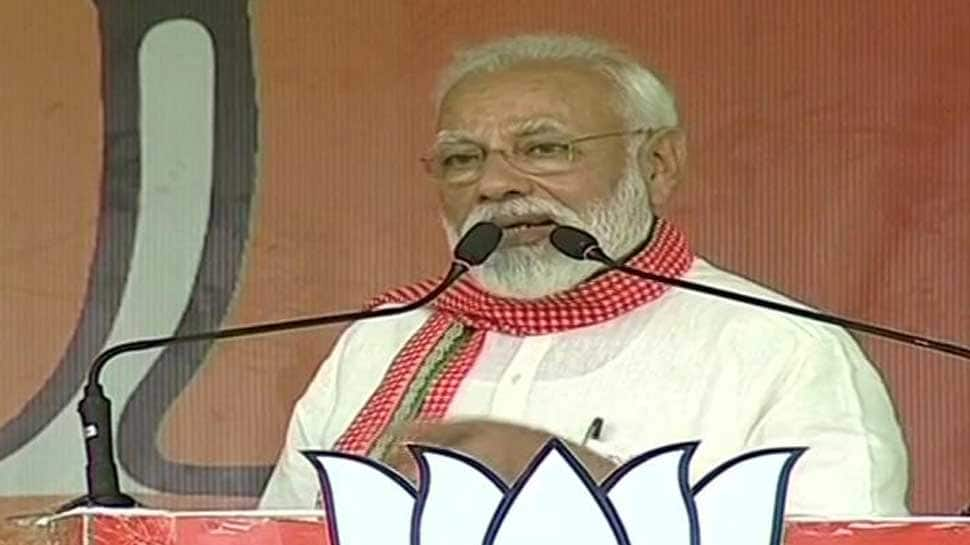 Congress and its 'mahamilavati' friends have run the nation with 'hua to hua' mentality: PM Modi