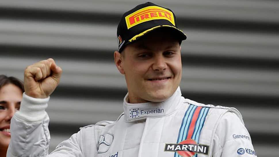 Spanish Grand Prix: Valtteri Bottas pips Mercedes teammate Lewis Hamilton to grab pole position
