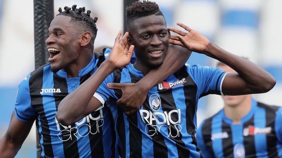 Serie-A: Atalanta take big step towards first Champions League