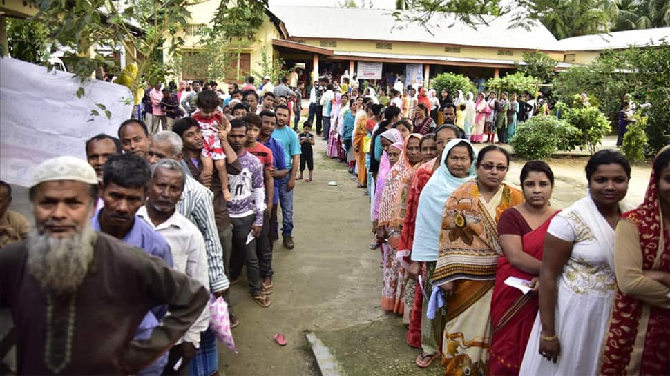 Watch Lok Sabha election 2019 phase 6 voting live streaming on Zee News
