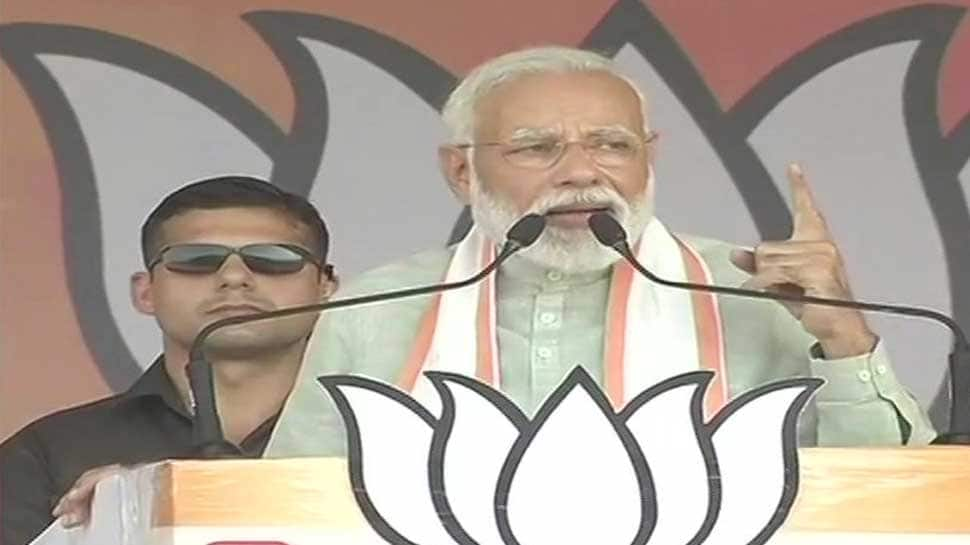Congress hatched 'Hindu terror' conspiracy to defame our religious heritage: PM Narendra Modi