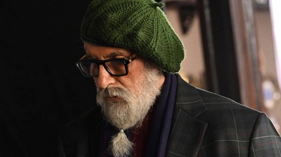 Amitabh Bachchan's first look from 'Chehre' will leave you intrigued—See pics