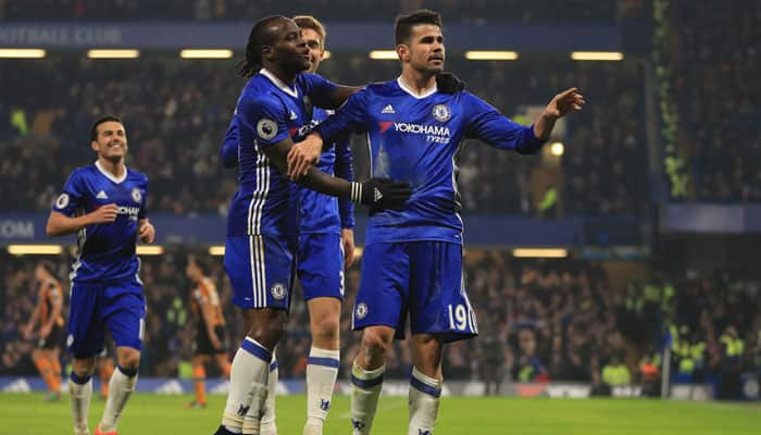 EPL: Chelsea secure third-place finish despite goalless draw against Leicester City
