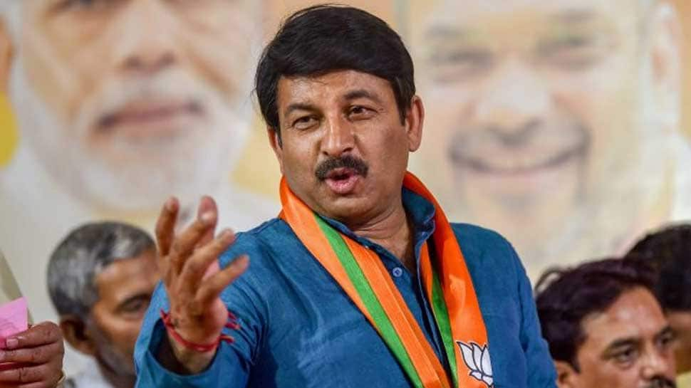 BJP will win Delhi's all seven seats with huge margins, AAP will trail in third place: Manoj Tiwari