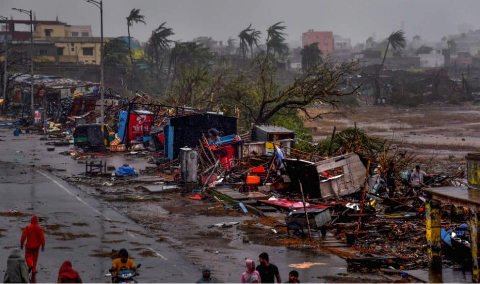 Central teams arrives in Odisha to assess damage by Cyclone Fani
