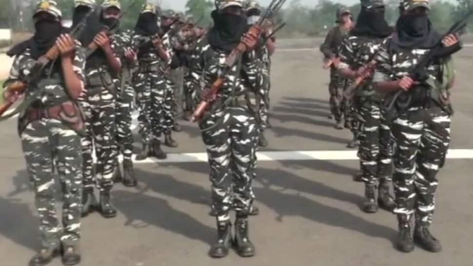 In a first, all-women anti-Naxal commando unit deployed in Bastar, Dantewada