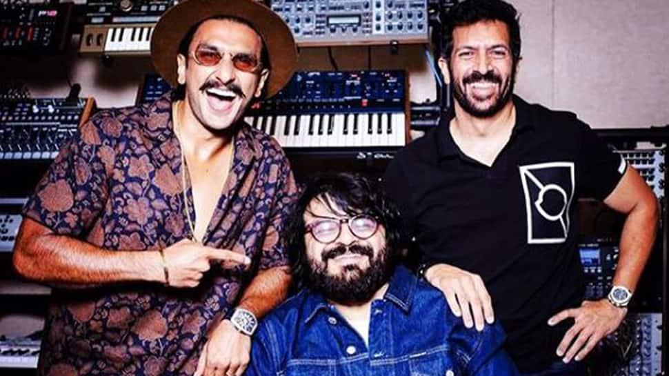 Ranveer, Pritam team up to 'make an anthem'