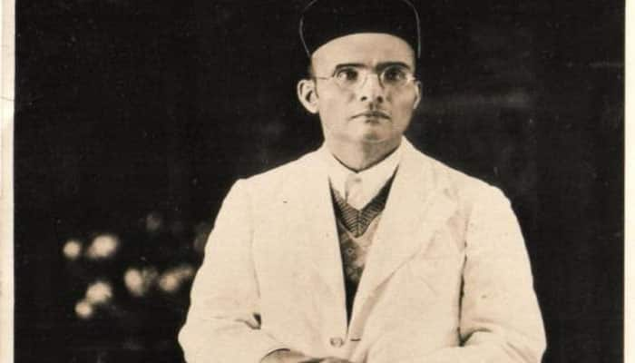 Congress government in Rajasthan to rejig school syllabus, says Savarkar portrayed strongly for 'political purposes'