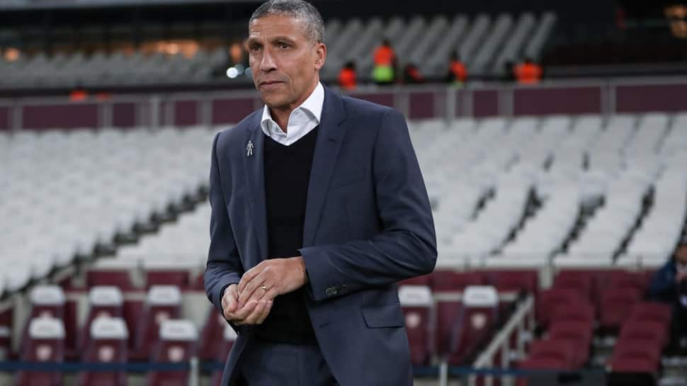 Chris Hughton axed as Brighton and Hove Albion manager