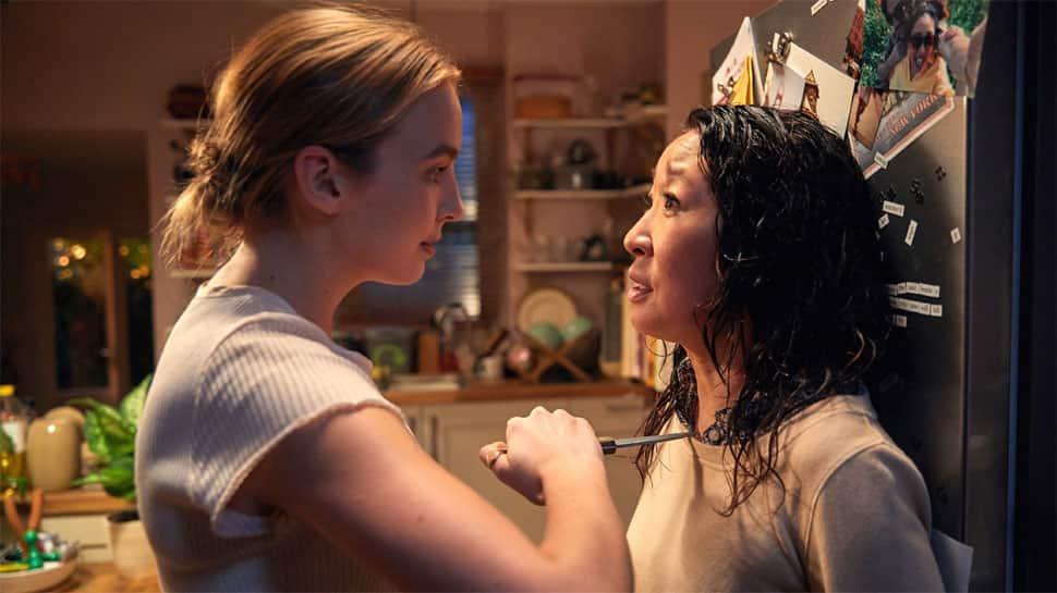 'Killing Eve' wins at BAFTA TV awards