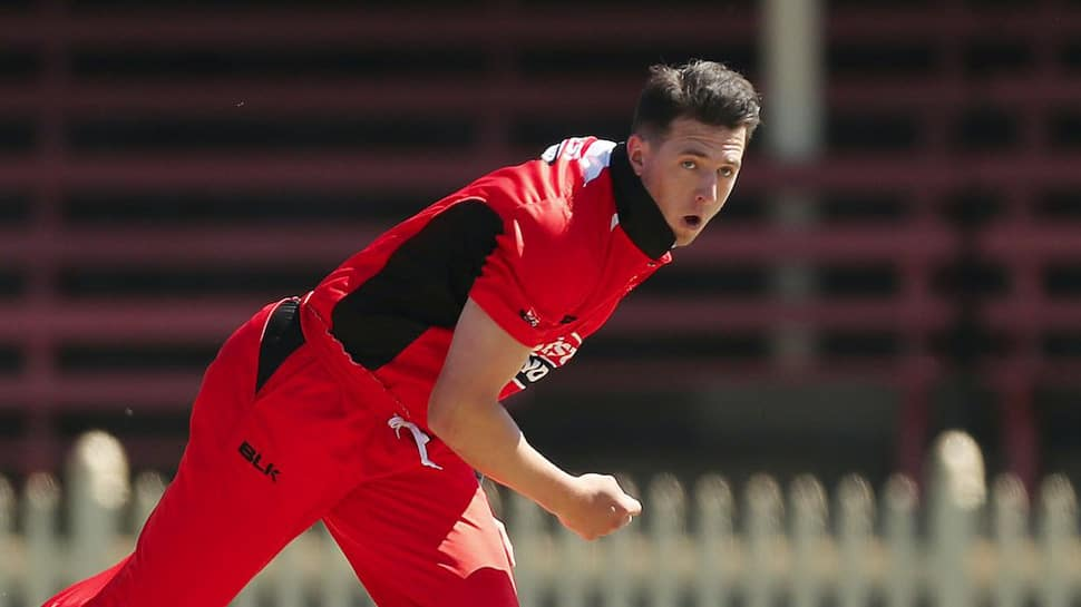 Australia's Dan Worrall out of Ashes contention after fresh back injury