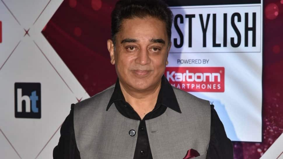Security beefed up outside MNM office after Kamal Haasan's controversial remarks on Nathuram Godse
