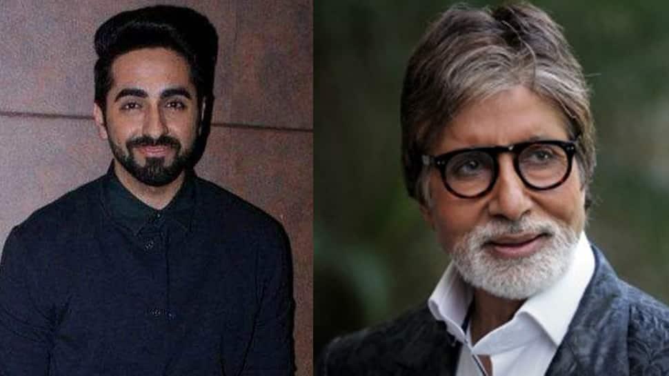 Amitabh Bachchan, Ayushmann Khurrana team up for Shoojit Sircar's film