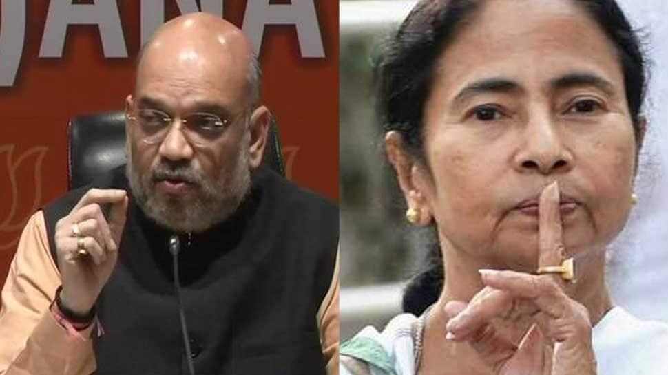 Kolkata Police registers 2 FIRs against BJP president Amit Shah, arrests 16