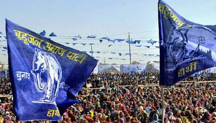 BSP candidate from Ghosi goes missing, party campaigns for him
