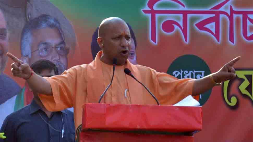 Yogi Adityanath stokes controversy, says 'change timings of Muharram procession, not of Durga Puja'