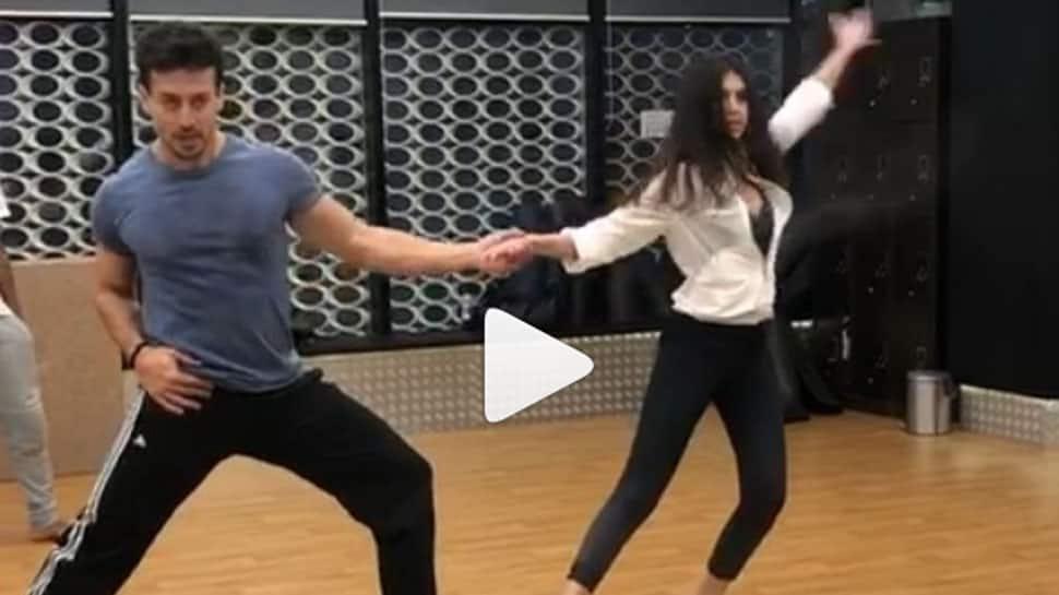 Tara Sutaria-Tiger Shroff's dance rehearsal video on 'The Jawaani' song will make you wanna groove—Watch