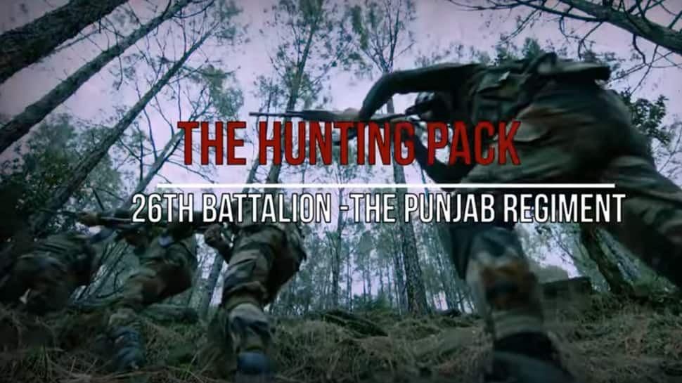 Watch: How Indian Army trains its soldiers into a 'hunting pack'