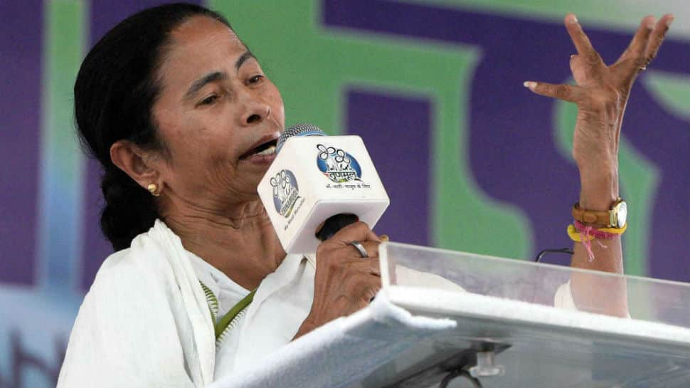 Mamata Banerjee blames BJP for EC's decision to cut campaigning time in Bengal by 24 hours