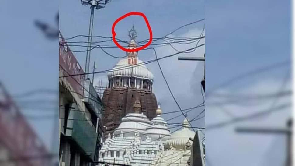 Odisha: 12 days after Cyclone Fani, power supply restored at Puri's Jagannath Temple