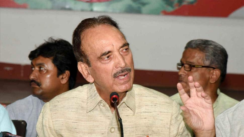 Modi will not become PM again, non-BJP government will be formed at Centre: Congress leader Ghulam Nabi Azad
