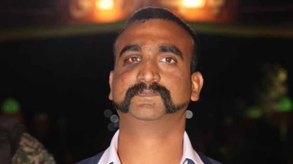 Wing Commander Abhinandan Varthaman's squadron gets 'Falcon Slayers' shoulder patches for shooting down F-16