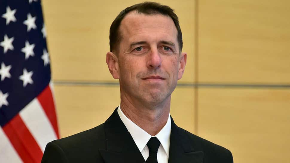 US Navy Chief says maritime dimension of terror concern for both India, US