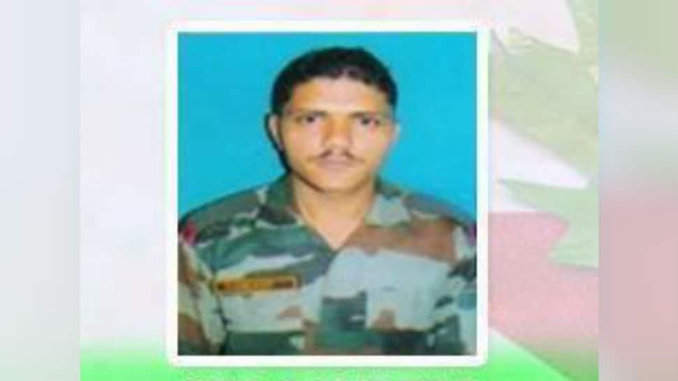 Army jawan Sandeep from Haryana killed in Pulwama encounter