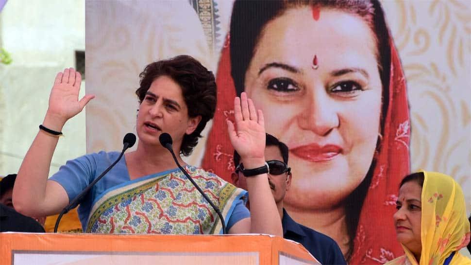 Priyanka Gandhi supports criminals, ignores honest workers: Congress MLA  Harchandpur Rakesh Singh
