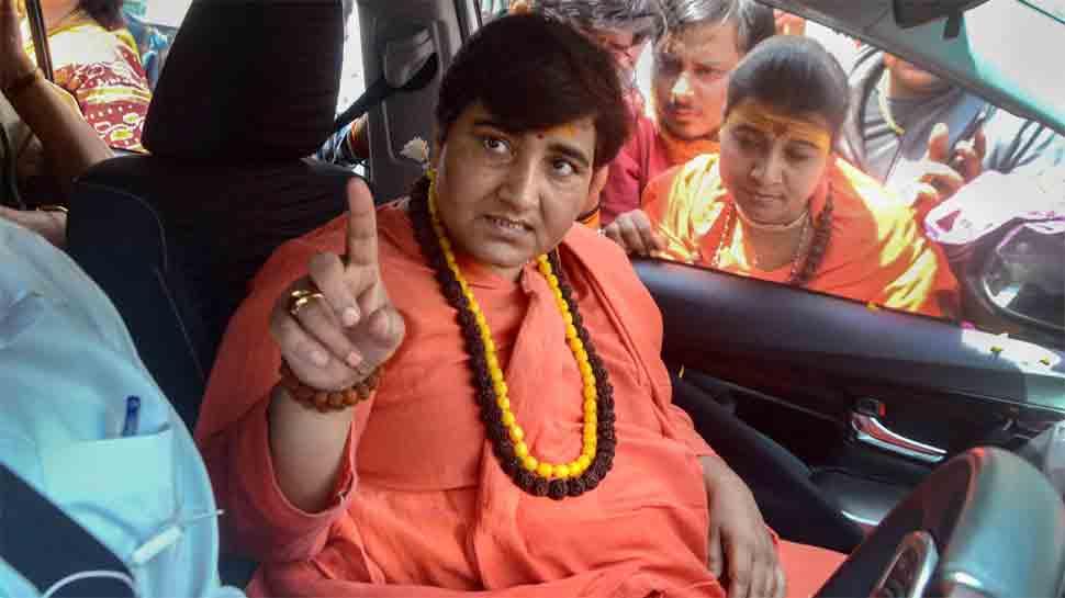BJP asks Sadhvi Pragya to apologise for Godse 'deskbhakt' remark after row