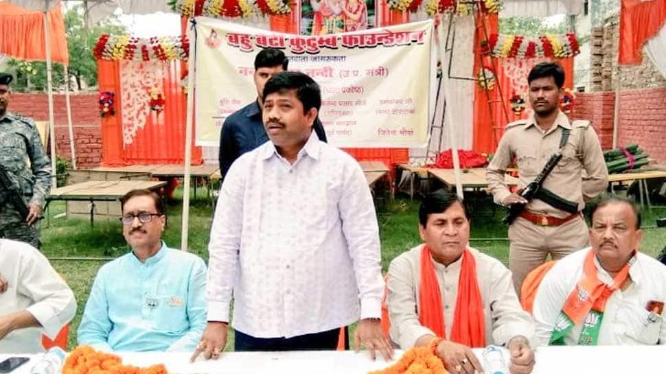 UP minister Nand Gopal Gupta receives threat call demanding Rs 5 crore, files FIR