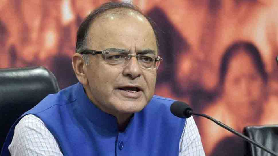 Opposition attack on Election Commission 'advance alibi' for poll defeat: Jaitley