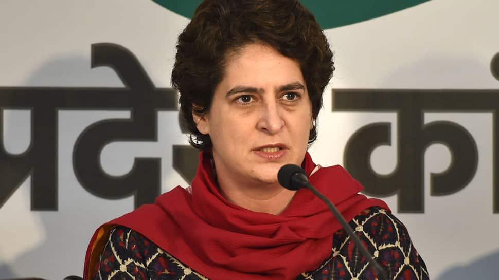 Priyanka Gandhi offers namaz in Amethi, visits temple in MP: Smriti Irani