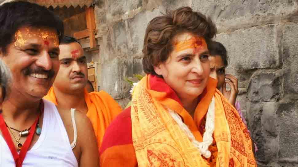 Distancing not enough; BJP's nationalistic luminaries should spell their stand: Priyanka Gandhi on Pragya Singh Thakur