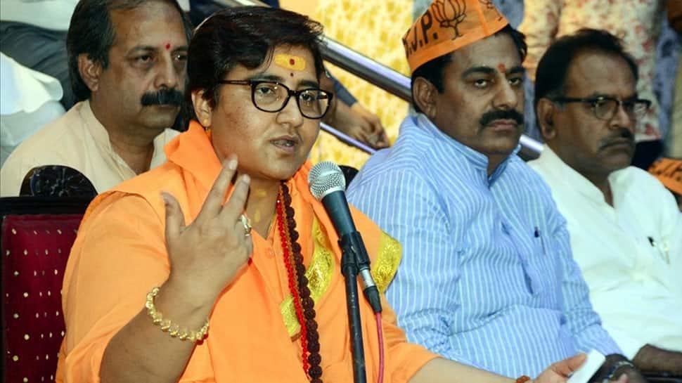 Sadhvi Pragya Singh Thakur should curse Masood Azhar and Dawood Ibrahim just like she did to 26/11 martyr Hemant Karkare: Congress leader