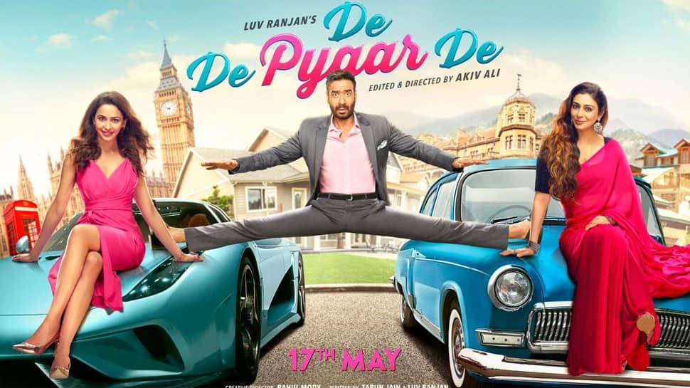 De De Pyaar De movie review: An upbeat and contemporary take on romance