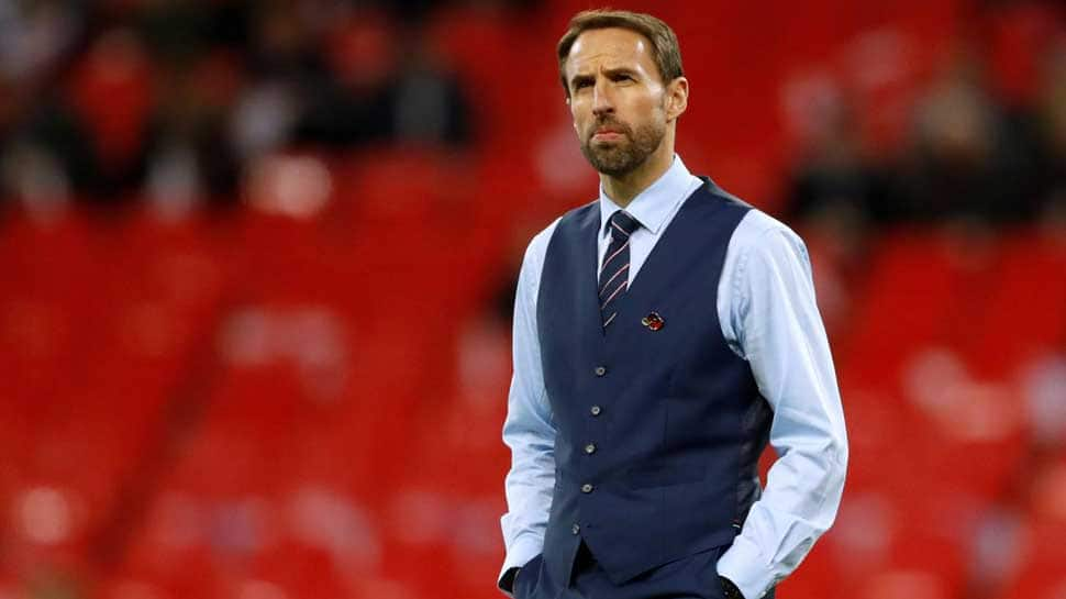 England will not walk off pitch for racist abuse, says Gareth Southgate